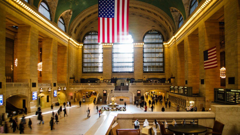 Sunday, 5:30am, Grand Central